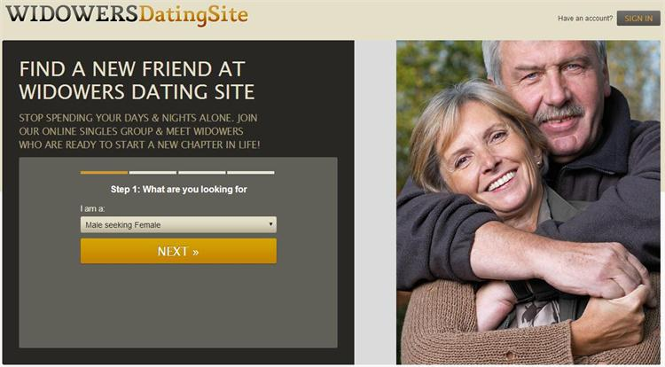 Dating Site For Widows In Usa