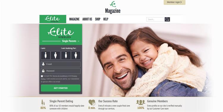 100 free online dating for single parents
