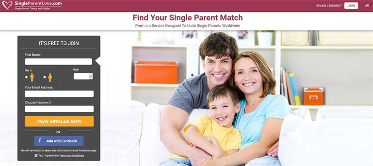Single mothers dating sites